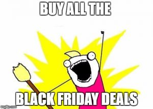 Buy all Black Friday deals