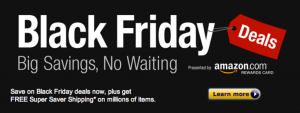 amazon black friday werbung