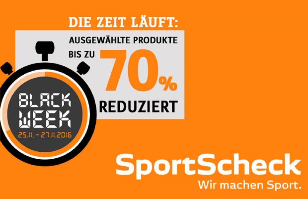 SportScheck Black Friday Week