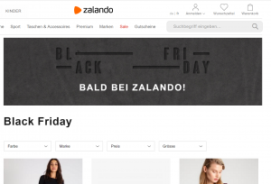 Zalando Black Friday 2019  4332e70b646