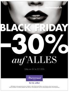 Marionnaud Black Friday Angebot