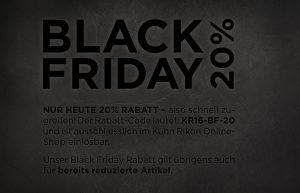 Kuhn Rikon Black Friday