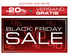 Black Friday Jelmoli Versand