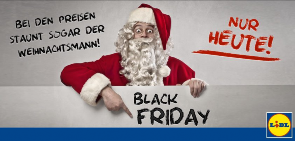 LIDL Black Friday