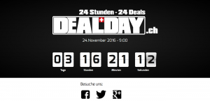 DealDay / DayDeal Black Friday
