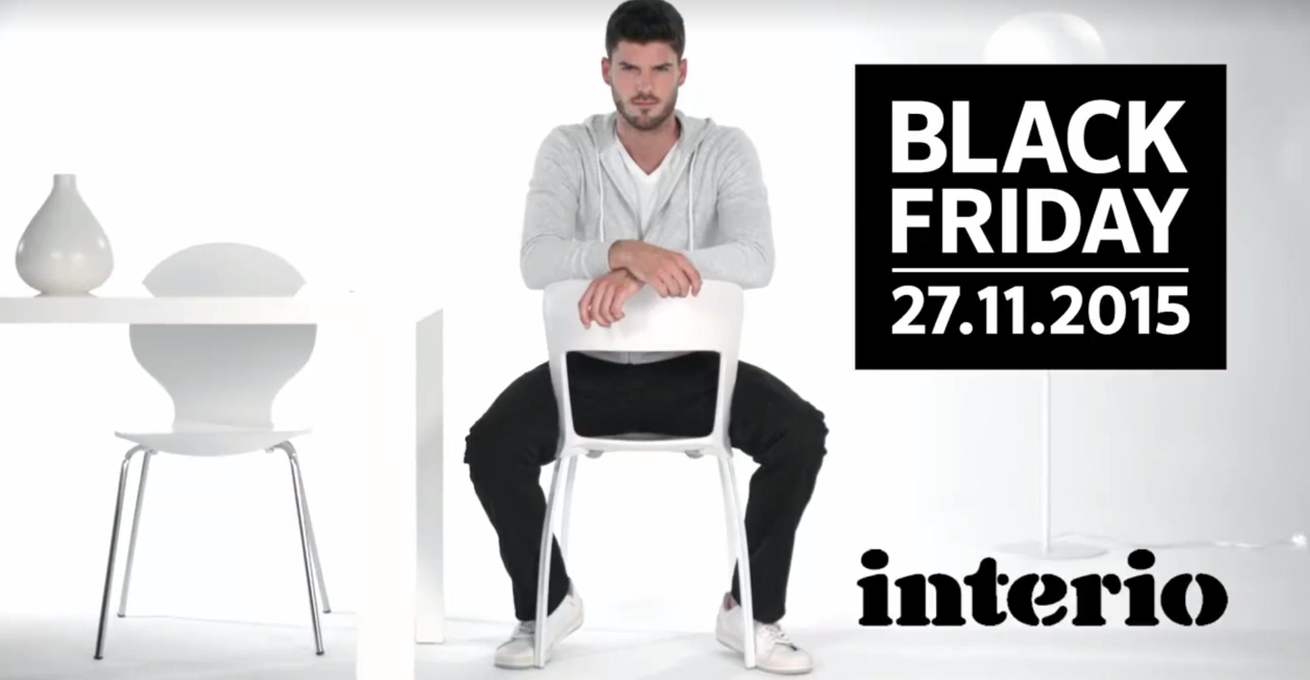 Alle Interio Black Friday 2019 Angebote Die übersicht