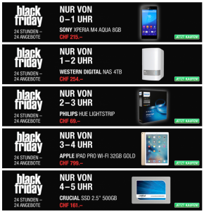 microspot black friday angebote