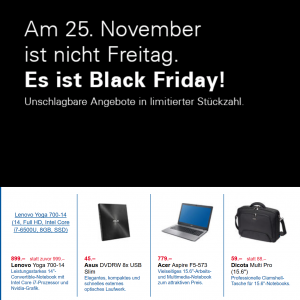 digitec black friday