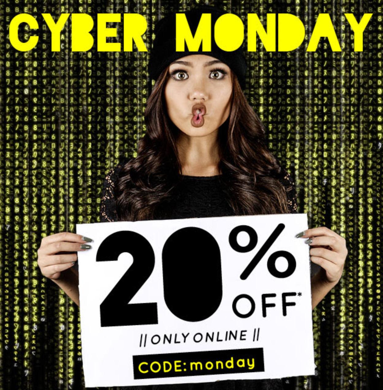 87431c18cad173 Il Cyber Monday è nato come il Black Friday dei negozi online e ha luogo  quattro giorni dopo il Black Friday stesso. Spesso i commercianti online  promuovono ...