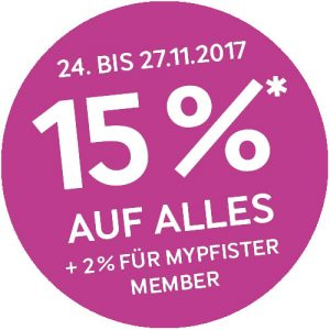 Möbel Pfister Black Friday
