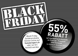 Huwyler Black Friday