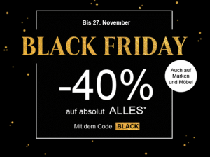 La Redoute Black Friday