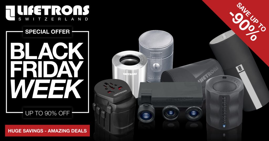 Lifetrons Black Friday