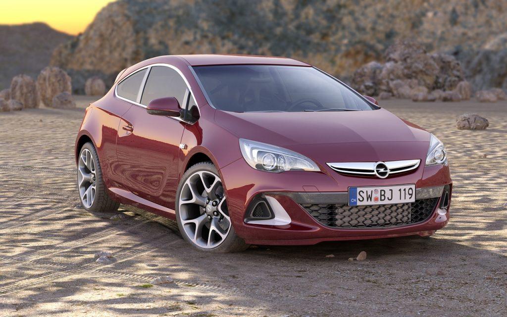 Opel Black Friday