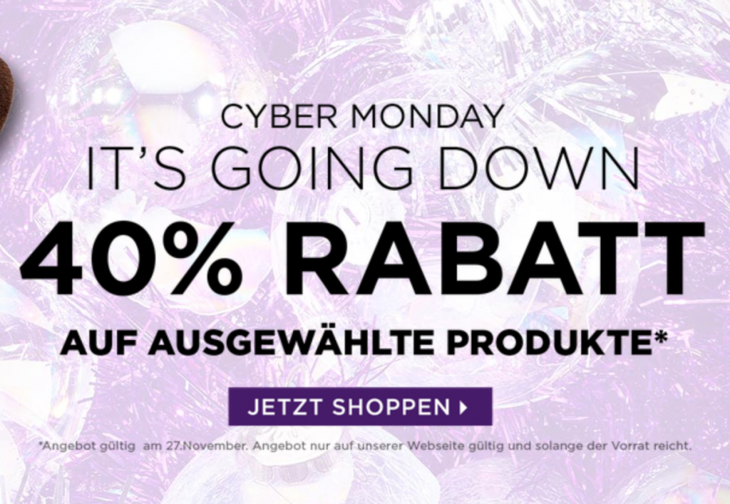 urban decay cyber monday