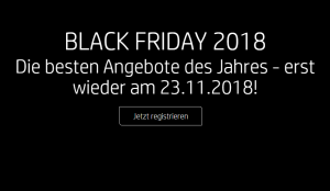 Black Friday en allemand chez hp