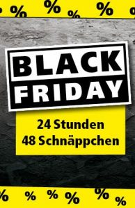 FUST Black Friday