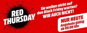 MediaMarkt Red Thursday
