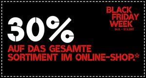 Black Friday Week bei Lumimart und toptip