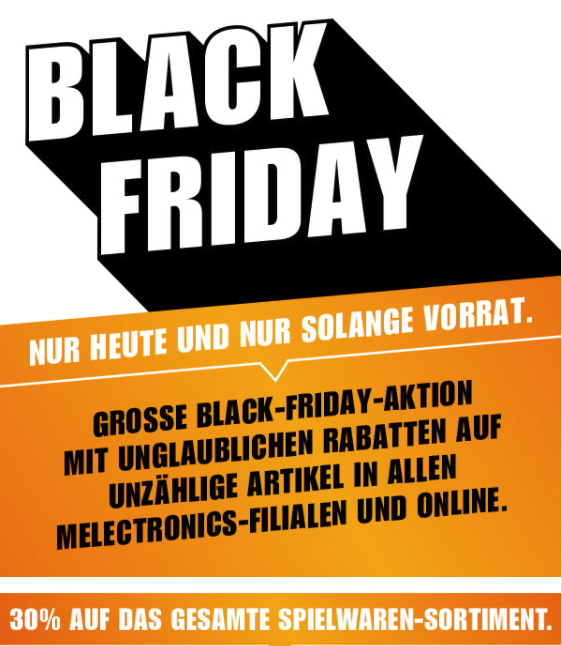 migros black friday 2019 die besten aktionen in der bersicht. Black Bedroom Furniture Sets. Home Design Ideas