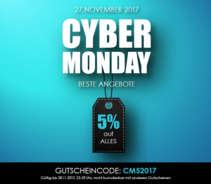 Cyber Monday bei nettoshop