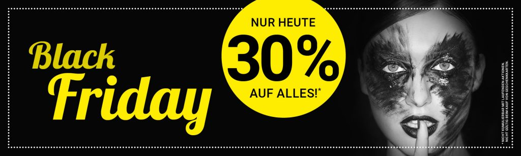 Import Parfumerie 30% Black Friday