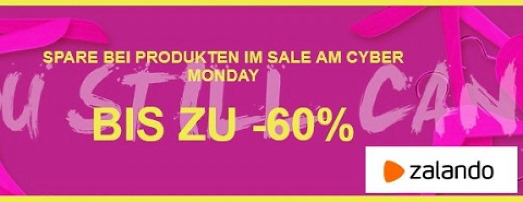 Zalando Cyber Monday