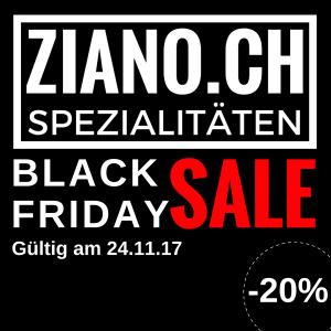 Ziano Black Friday
