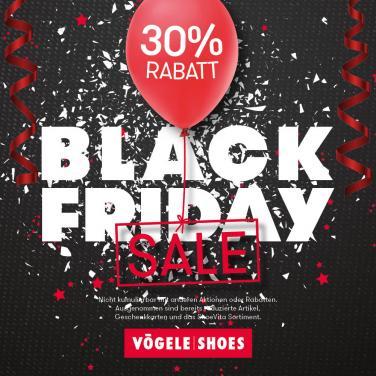 Vögele Shoes Black Friday 2020: Bis 50% Rabatt auf viele Schuhe
