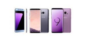 Samsung Galaxy S8 & S9 & S7