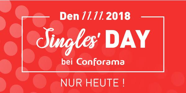 Conforama Singles Day