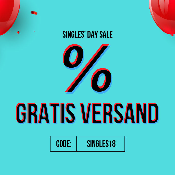Geschenkidee.ch Single's Day