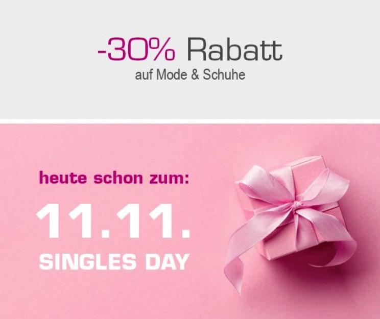 jelmoli versand singles day