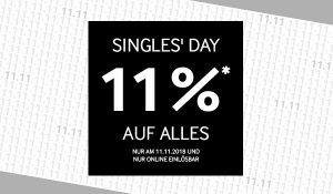 Singles Day Möbel Pfister