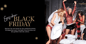Victoria's Secret Black Friday
