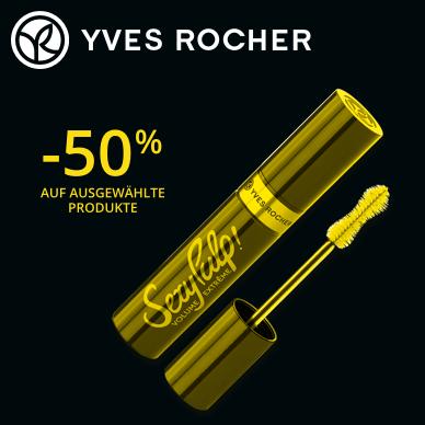 50% Rabatt |Ultra-Volumen Mascara