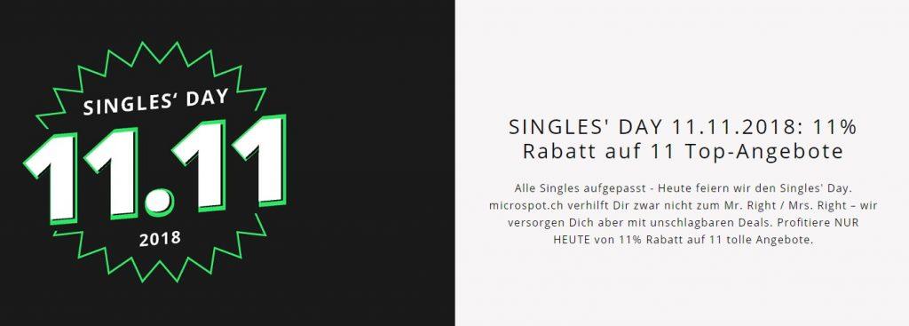 microspot singles day