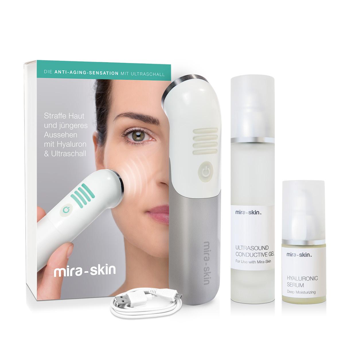 Mira Skin - un must pour les fans de soins