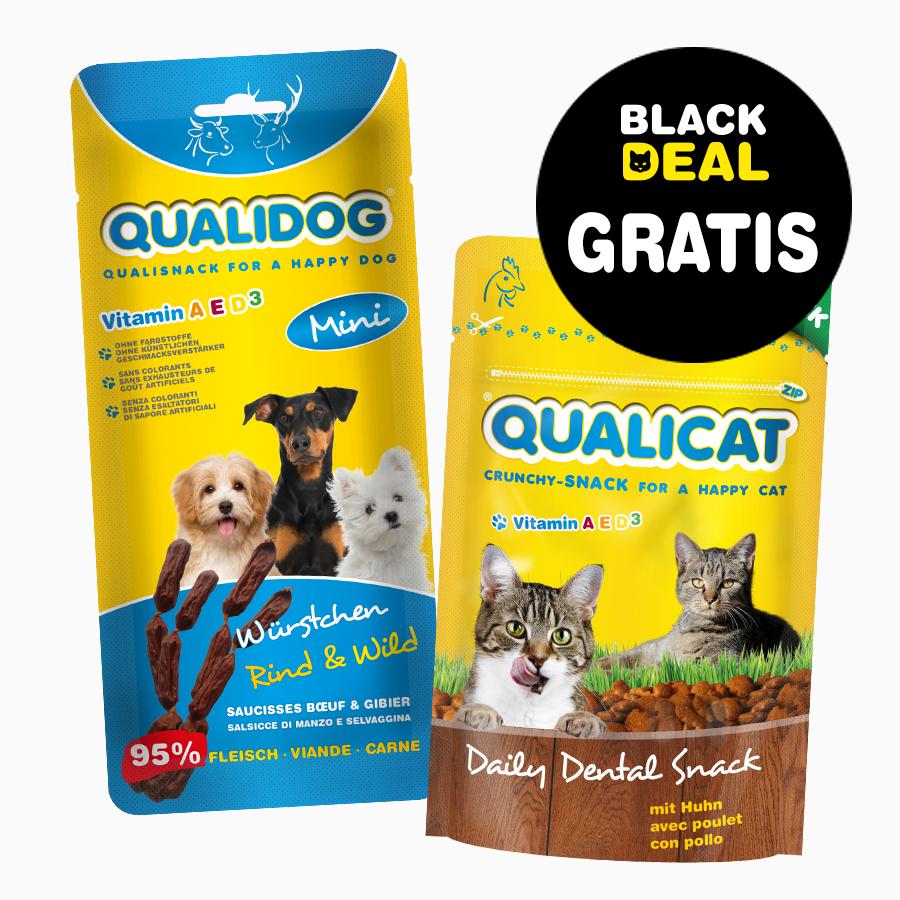 Snack GRATUIT pour chiens ou chats