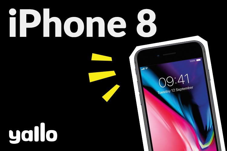 iPhone 8 in regalo!