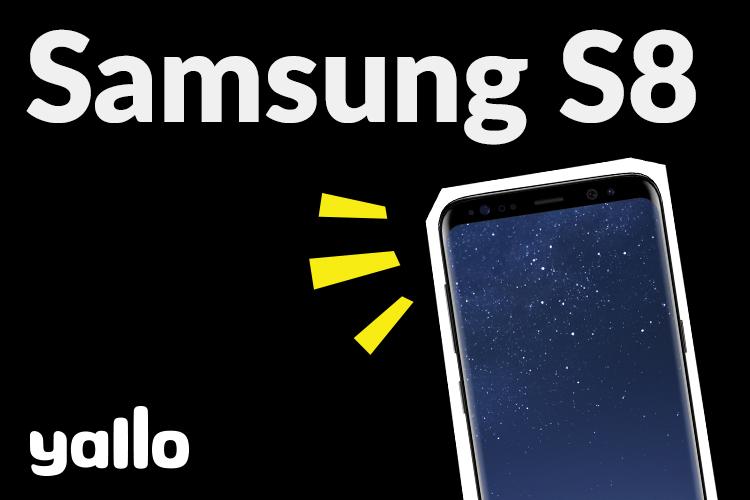Samsung S8 in regalo!