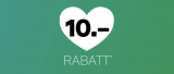 Dosenbach 10.- Fr. Rabatt ab 49.90 Fr. Einkauf (Online oder im Laden)