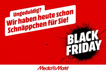 Pre Black Friday bei MediaMarkt