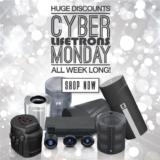 Cyber Monday Deals – Die ganze Woche! -90%