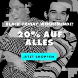 20% auf Alles bei ASOS zum Black Friday 2017