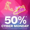 50% auf ausgewählte Artikel beim Dosenbach Cyber Monday