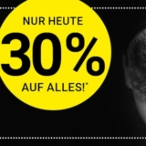 Nur heute: 30% auf alles bei Import Parfumerie
