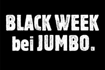 BLACK WEEK bei JUMBO