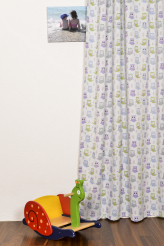 10% Rabatt auf Kindervorhänge bei Kindervorhang.ch
