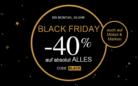 40% Rabatt auf alles bei La Redoute zum Black Friday 2016
